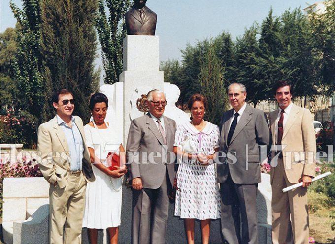 Recuerdos del homenaje a Marcos Redondo de vuelta (I)