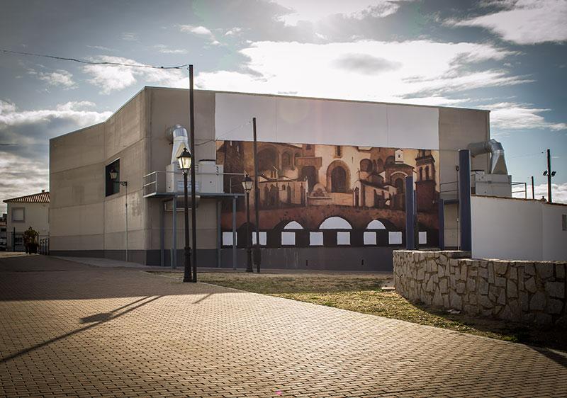 Centro Cultural 2T, Dos Torres