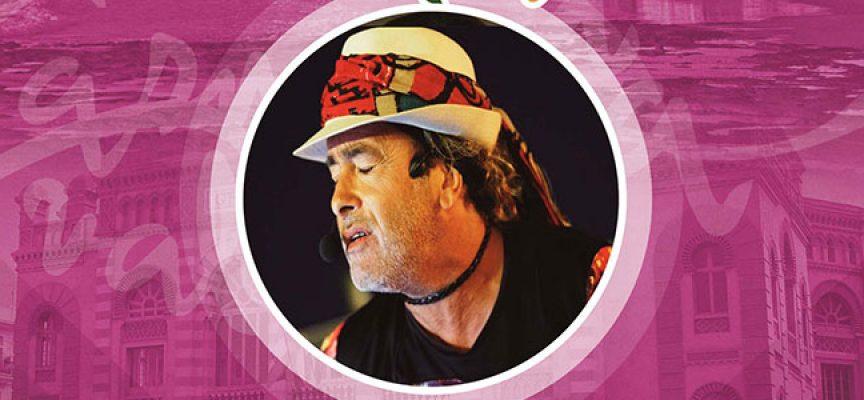Juan Carlos Aragón tendrá un encuentro de Carnaval el próximo 2 de marzo en Pozoblanco