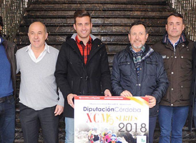 La 'Diputación Córdoba XCM Series 2018' tendrá pruebas en Belalcázar y Villanueva de Córdoba