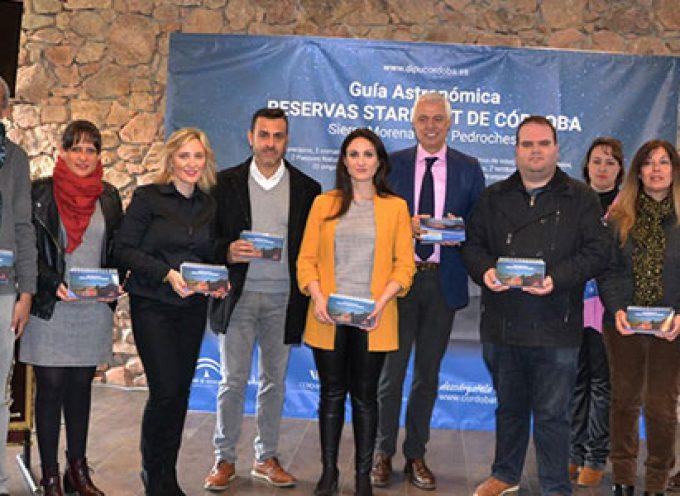El Patronato Provincial de Turismo edita la Guía Astronómica de Reservas Starlight de Córdoba