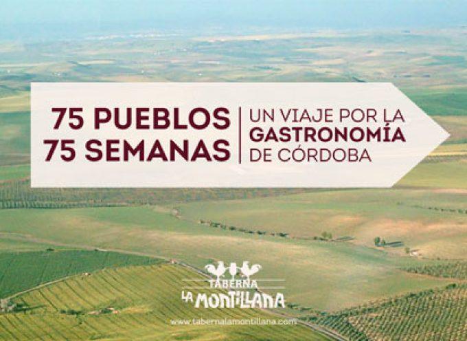 Los Pedroches en el proyecto '75 Pueblos, 75 Semanas', un viaje por la gastronomía de Córdoba