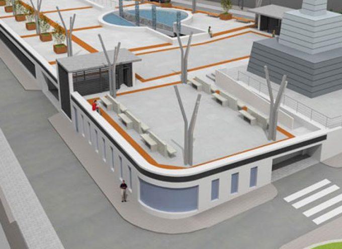Un salón polivalente y 70 nuevos aparcamientos subterráneos en la Avenida Villanueva de Córdoba de Pozoblanco