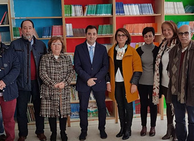 El colegio público San Miguel, de Villanueva de Córdoba, contará con servicio de comedor el próximo curso