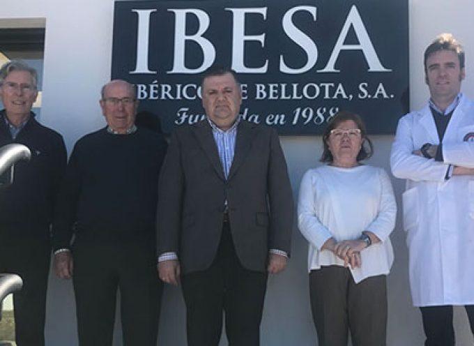 La Junta concede 200.071 euros a la empresa Ibérico de Bellota S.A., de Villanueva de Córdoba