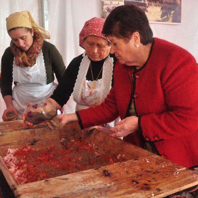 En la Fiesta de la Matanza de Villanueva de Córdoba participarán más de  32 empresas y artesanos
