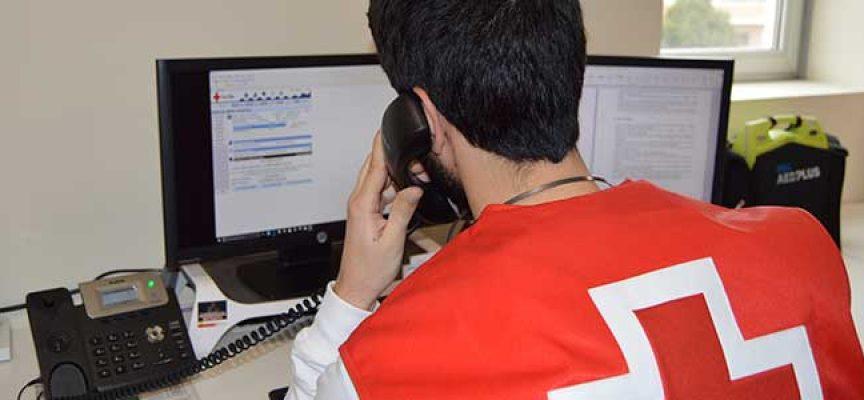 Cruz Roja hará seguimiento telefónico a los mayores por el frío
