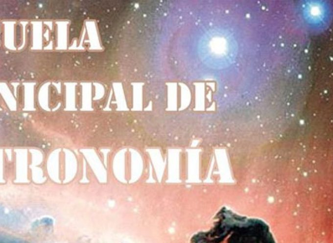 Pablo Morillo ofrece una conferencia hoy en la Escuela de Astronomía de Villanueva de Córdoba