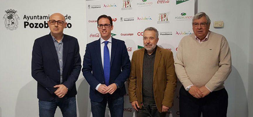 Vicente del Bosque y Fernando Hierro acudirán a Pozoblanco para la Gala de Premios Periodistas Deportivos