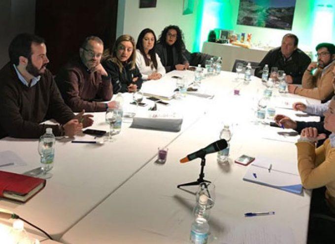 Un encuentro del Ágora Rural Andaluz del Partido Popular en Dos Torres [audio]