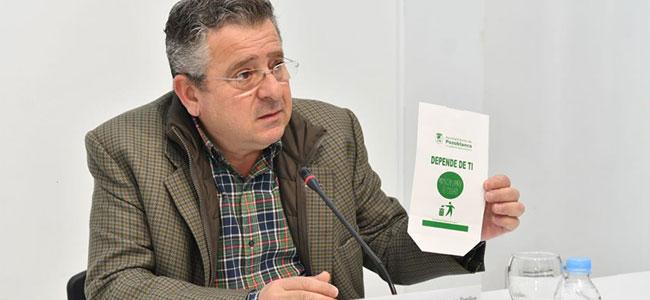 El Ayuntamiento de Pozoblanco refuerza el plan de limpieza para Semana Santa