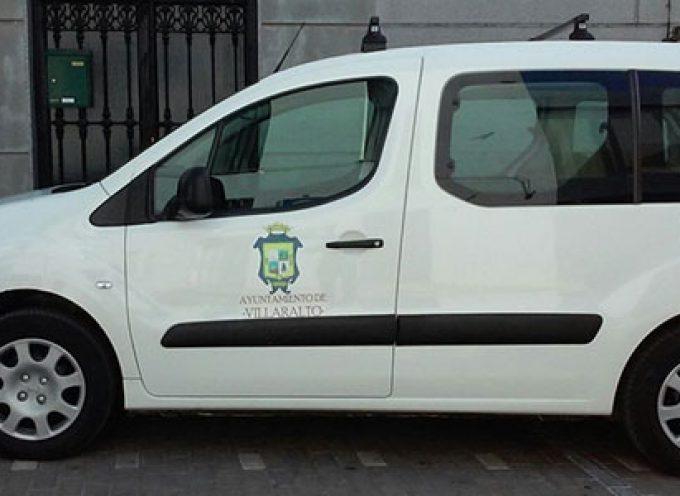 El Ayuntamiento de Villaralto renueva los vehículos de su parque móvil
