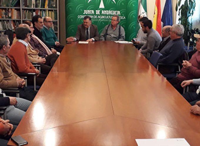 Agricultura reconoce el esfuerzo de un ganadero de Villaralto con la sanidad animal