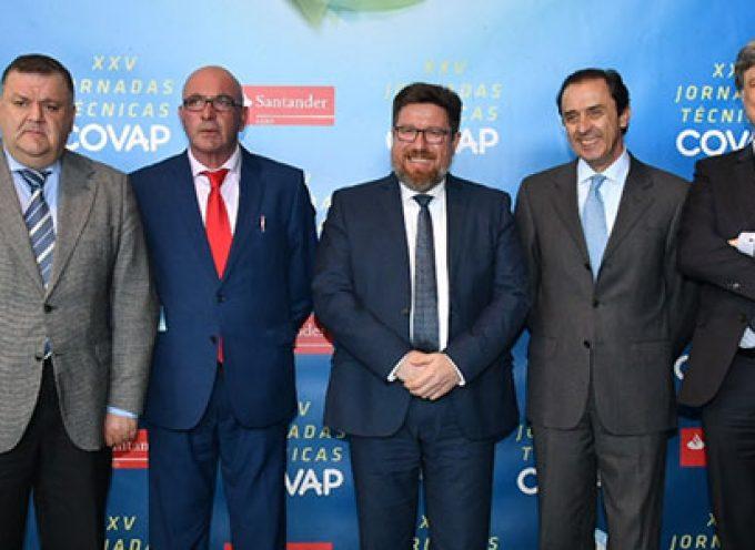 Las jornadas de COVAP avanzan las claves del cambio productivo: la implantación de la economía circular
