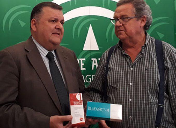 La Junta distribuirá este año casi 2,6 millones de dosis contra la lengua azul en la provincia de Córdoba