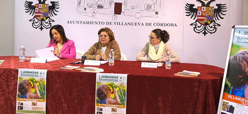 Expertos abordarán en Villanueva de Córdoba los retos de la educación y la salud infantil desde distintas perspectivas