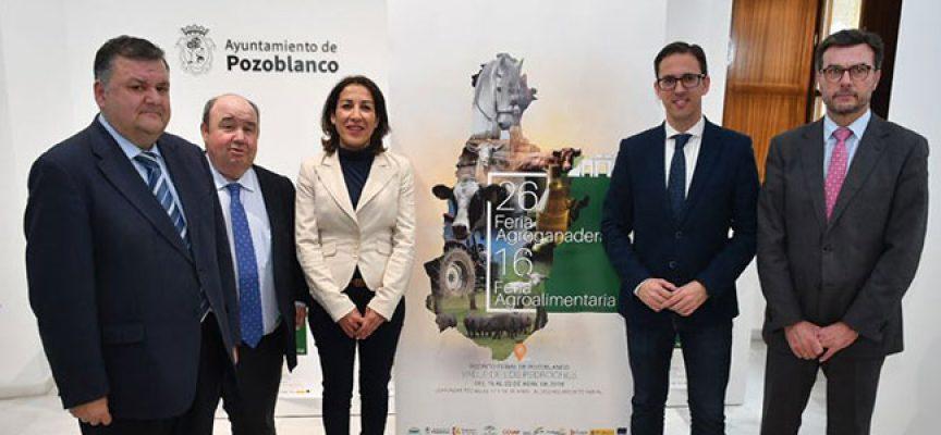 La Feria Agroganadera afronta una nueva edición con el  objetivo de superar los 1,5 millones de volumen de negocio