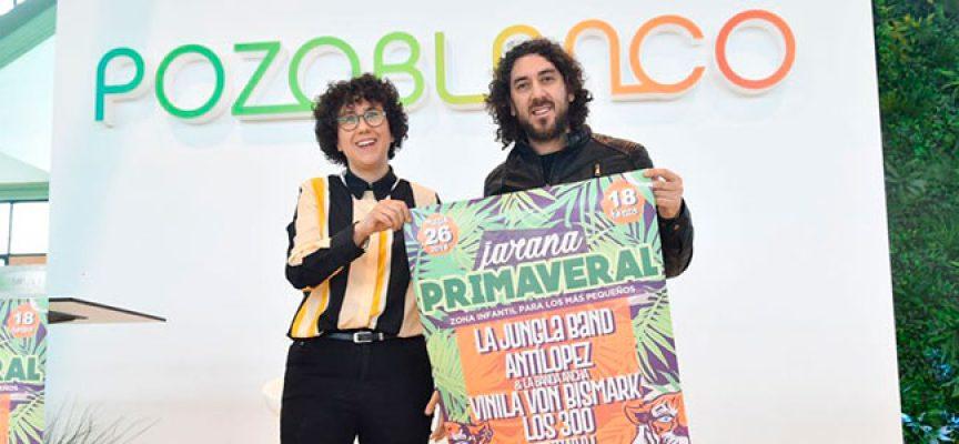 Un festival de primavera con estilo ecléctico y alternativo para la juventud de Pozoblanco