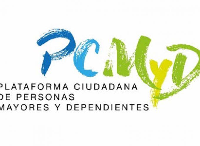 La PCMyD alerta del olvido y de la falta de respuesta de la Junta a la situación que sufren las personas dependientes