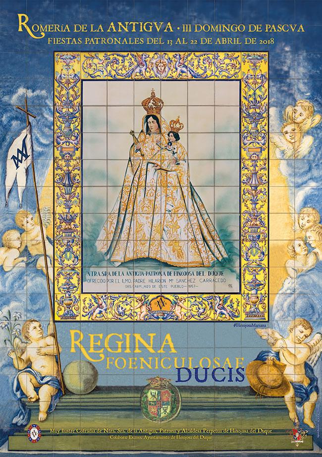 Romería de la Antigua en Hinojosa del Duque