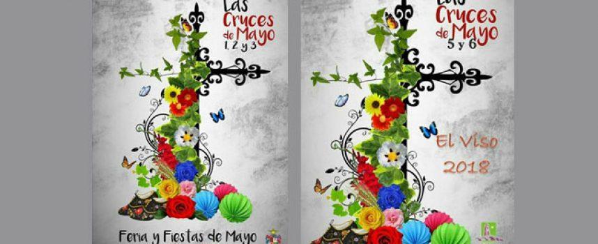 El PP pide explicaciones al Alcalde de El Viso tras el 'copia  y pega' del cartel de las Cruces de Mayo