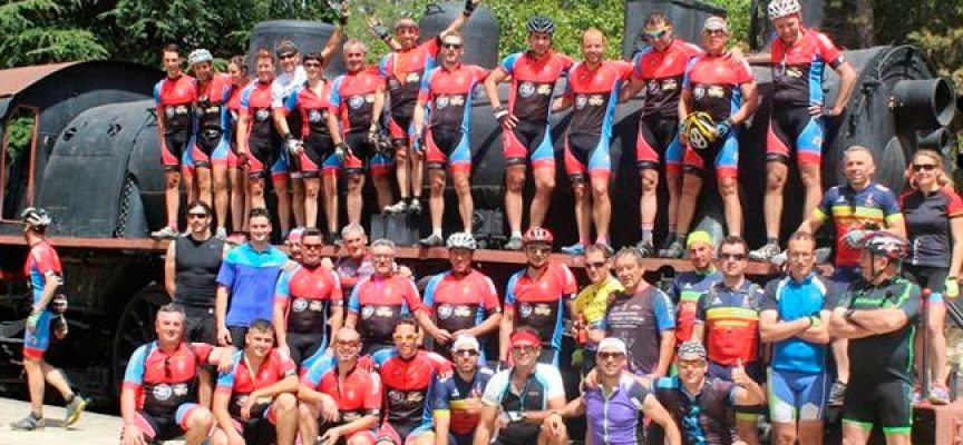 El CD Ciclista La Castana organiza una ruta desde Hinojosa del Duque hasta la presa del Guadalmellato