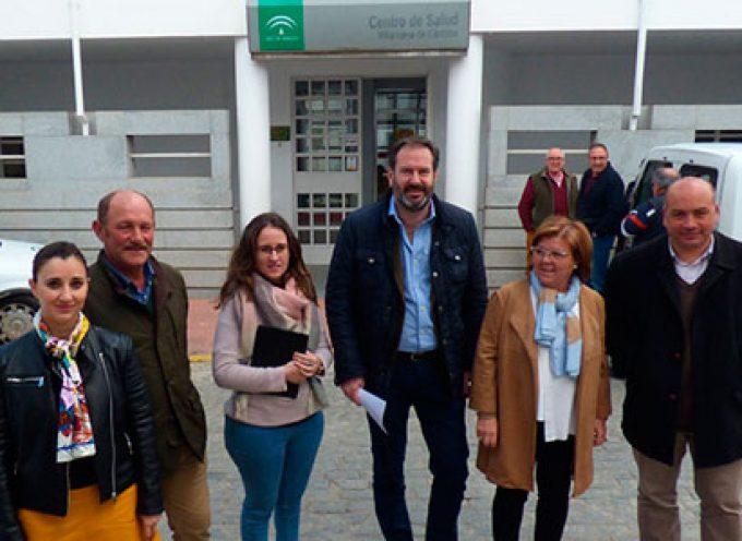 El PP reclama a la Junta el nuevo Centro de Salud de Villanueva de Córdoba