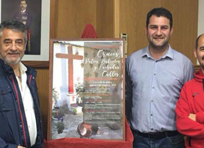 Presentado el 'Concurso de Cruces, Patios, Balcones y Fachadas. Calles 2018' de Hinojosa del Duque