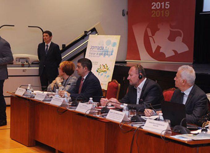 Una jornada reúne a alcaldes de la provincia para buscar soluciones a la despoblación en Córdoba y en Europa