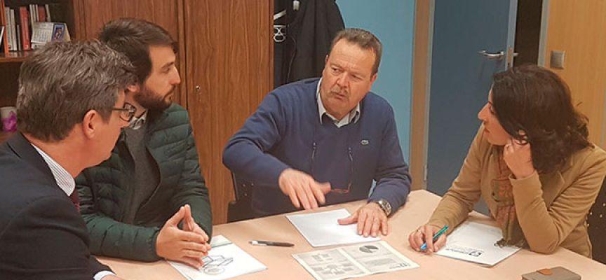 Epremasa presenta propuestas para mejorar la gestión de residuos en los polígonos industriales de Pozoblanco