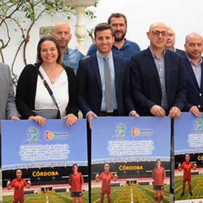 El Campeonato de Andalucía de Selecciones Provinciales Sub15 y Sub17 Femenino tendrá lugar en Los Pedroches