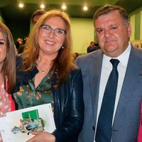 Esther Ruiz se refiere al sector ganadero como motor de desarrollo social y económico en Los Pedroches