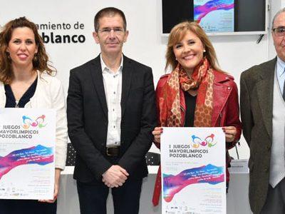Los I Juegos Mayorlímpicos se disputarán este miércoles en Pozoblanco con la participación de 156 mayores