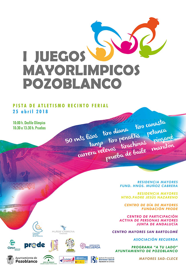 I Juegos Mayorlímpicos