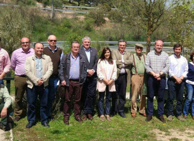 La Junta elaborará el II Plan de Desarrollo Sostenible del Parque Natural Sierra de Cardeña-Montoro