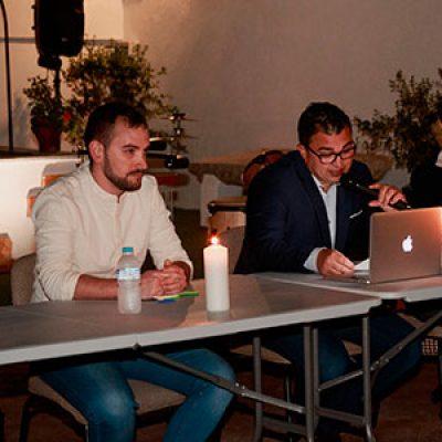 El Guijo presenta su nueva imagen en la inauguración del Patio de la Casa de la Cultura