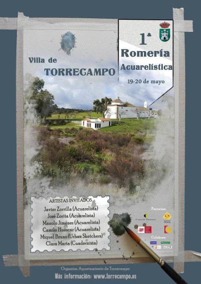 I Romería Acuarelística de Torrecampo