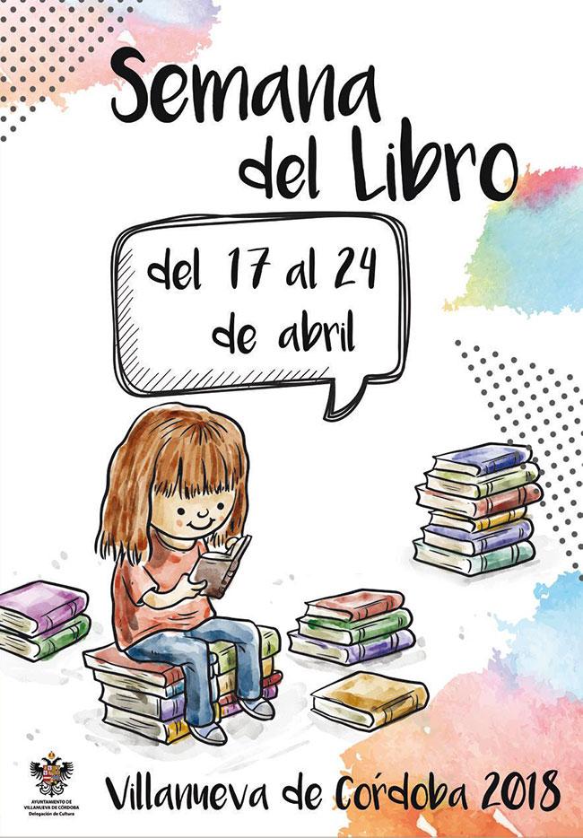 Un segundo encuentro de escritores de Los Pedroches en la 'Semana del Libro' de Villanueva de Córdoba