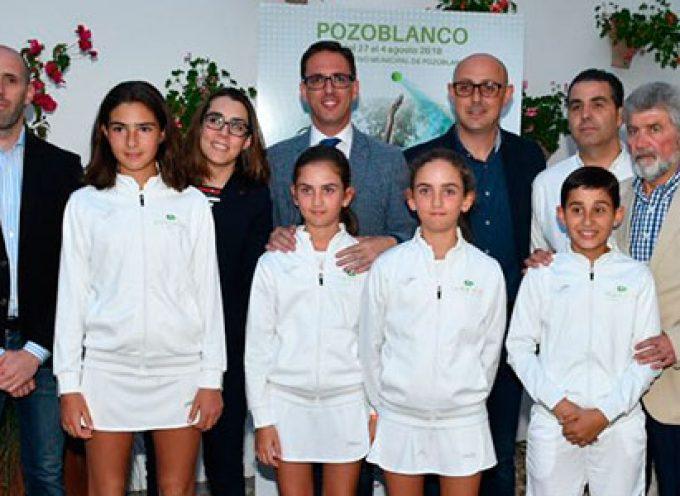 Pozoblanco acogerá el Torneo Internacional de Tenis Europeo Sub 12