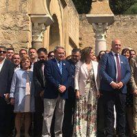Medina Azahara recibe el respaldo de los municipios cordobeses a la candidatura a Patrimonio Mundial de la Unesco