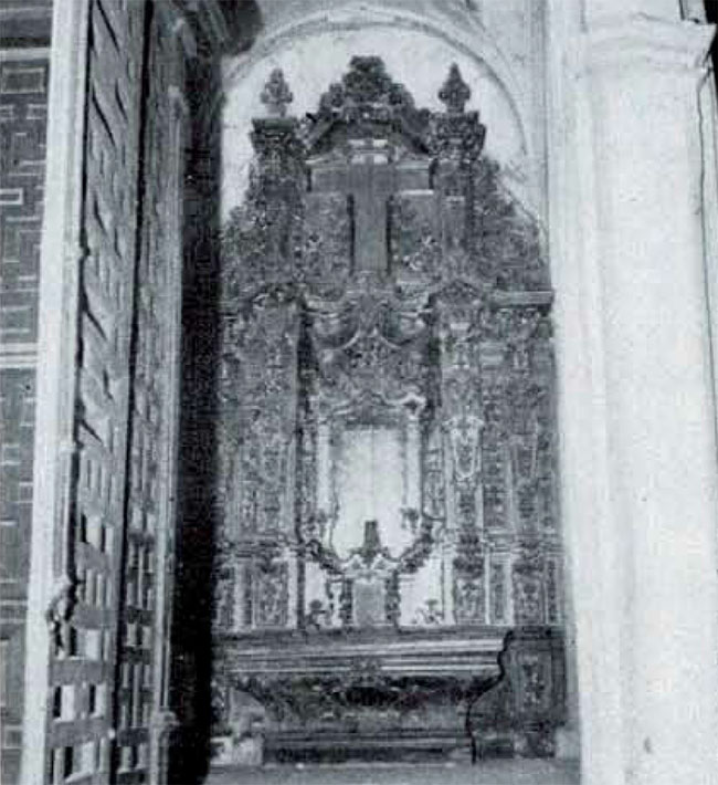 Iglesia El Salvador, Pedroche