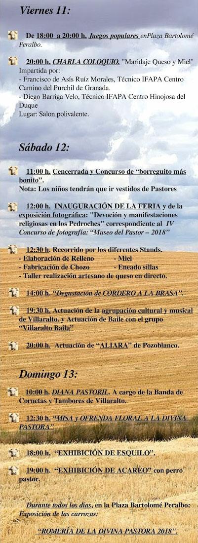 VII Feria del Pastoreo