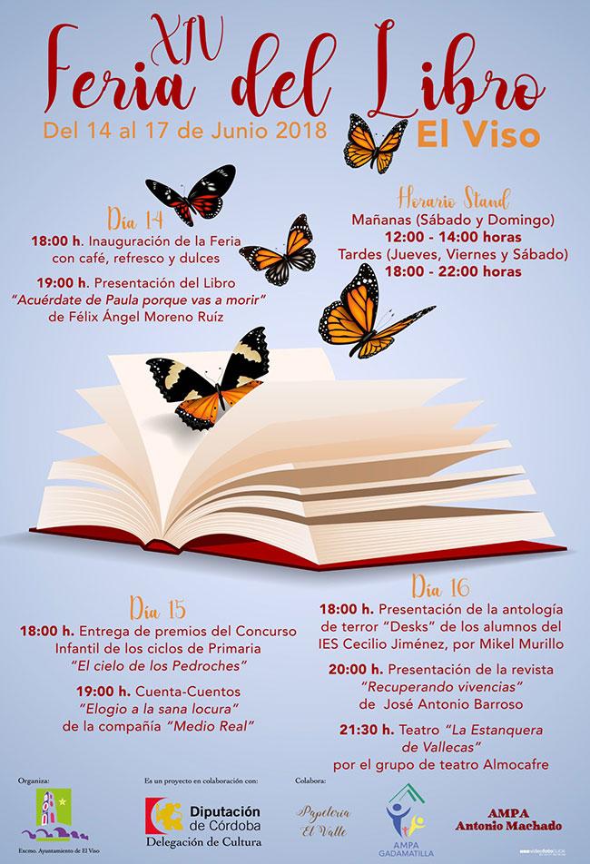 XIV Feria del Libro de El Viso