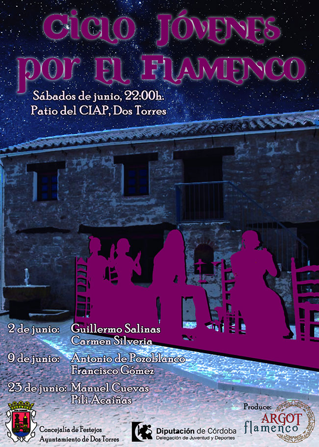 Jóvenes por el Flamenco