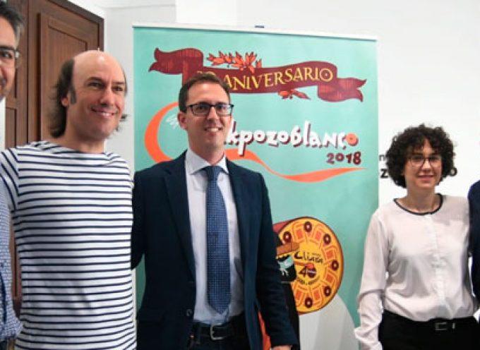 Carlos Núñez apadrina el año folk con motivo del 30 aniversario del festival organizado por Aliara