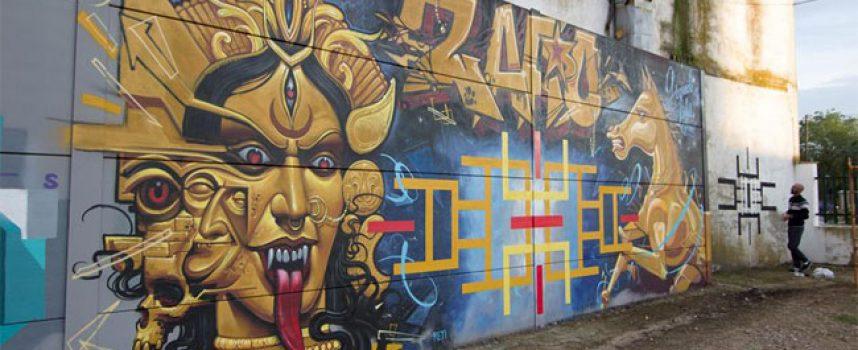 Éxito del I Certamen de Graffiti Andaluz en Hinojosa del Duque