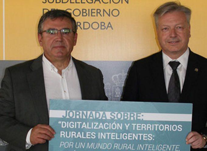 Añora acogerá una jornada pionera sobre digitalización en territorios rurales organizada por el Mapama