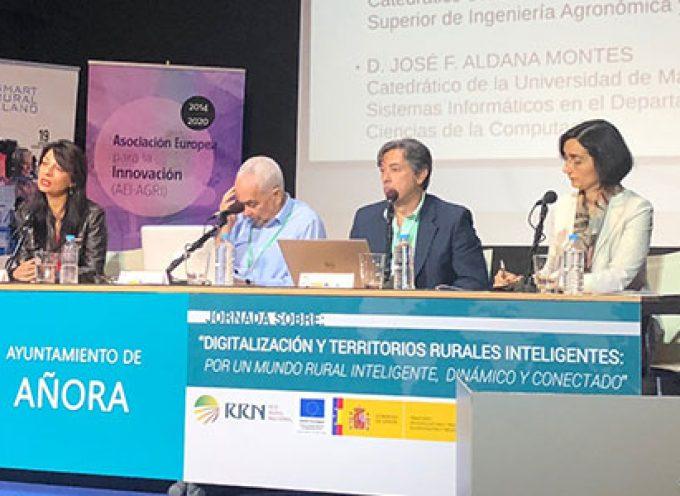 Añora se convierte en foro de debate para el desarrollo de estrategias de innovación y de nuevas tecnologías en el mundo rural