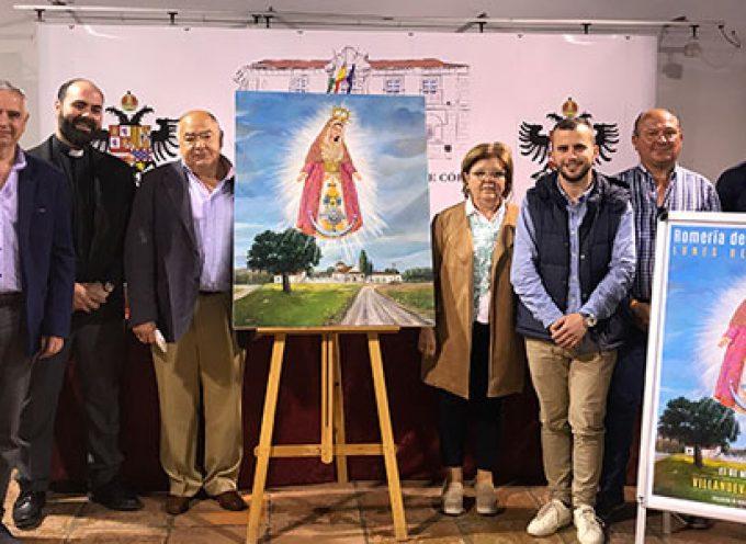 Los danzantes de las espadas de Obejo interpretarán la 'Bachimachía en la procesión de la Virgen de Luna