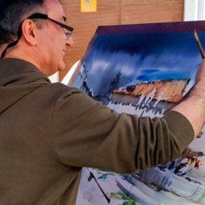 El Ayuntamiento de Torrecampo consolidará las jornadas dedicadas a las acuarelas y a la fiesta de las flores